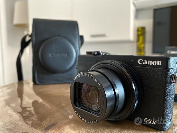 Fotocamera digitale Canon PowerShot G5 X Mark II