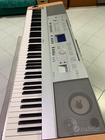 Pianoforte Yamaha Portable Grand DGX 640
