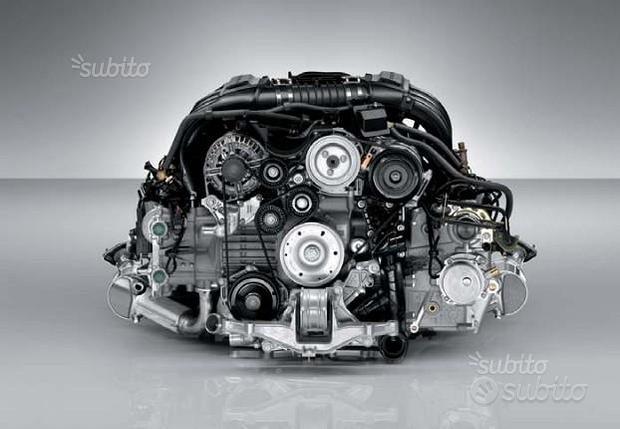 Motore porsche nuovo