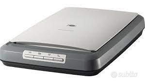 Scanner fotografico HP Scanjet G3010