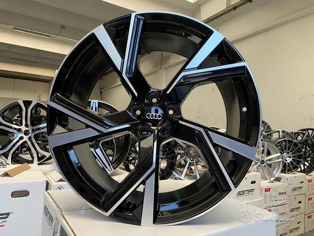 Cerchi Audi raggio 22 OMOLOGATI cod.238923