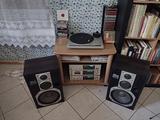 Impianto Stereo Pioneer Vintage