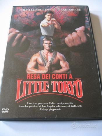 DVD film di arti marziali Seagal Norris Van damme