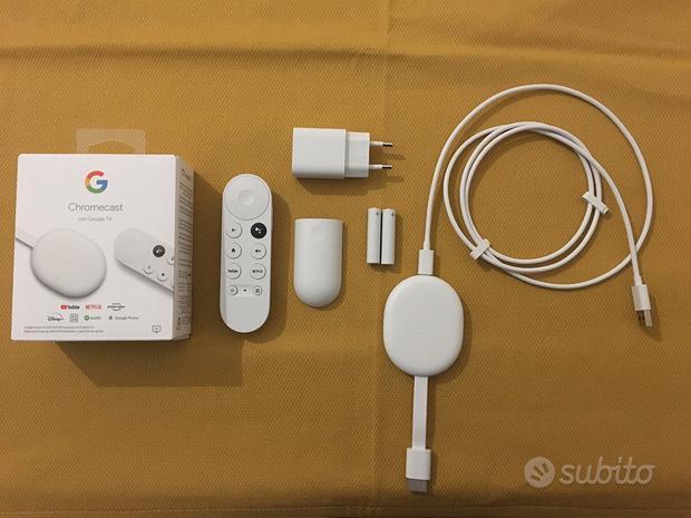 Chromecast con Google TV