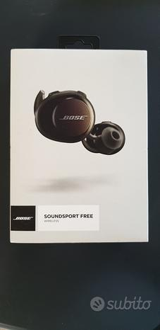 Cuffie bose soundsport free