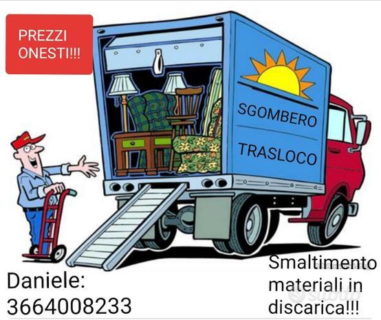 Sgomberi, Traslochi e Trasporti