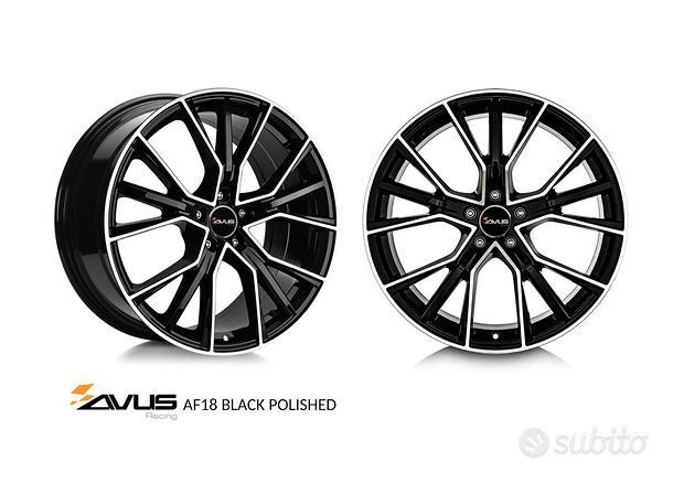 """NEW Cerchi in lega AVUS da 18"""" Audi, Volkswagen"""
