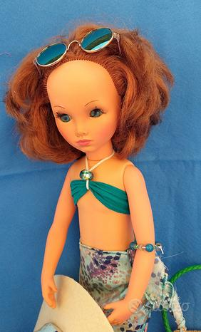 Bambola furga SUSAN alta moda MARE fashion vintage
