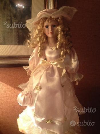 Bambola da collezione anni '70 originale Damina