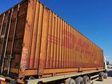 Container da 45 piedi (13,60metri)