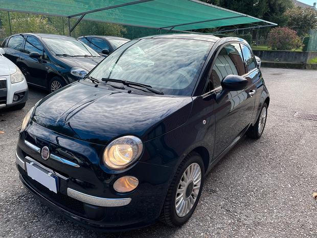 Fiat 500 lounge automatica neopatentati