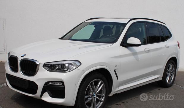 BMW X3 2.0d 190cv X-Drive AUT.M-SPORT TETTO FULL