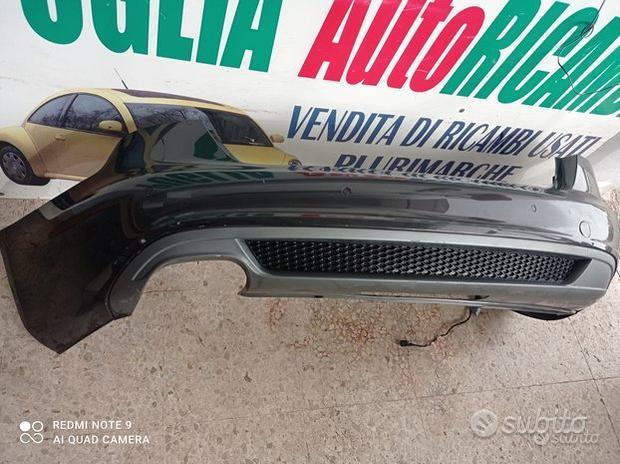 Paraurti posteriore Audi a4 berlina modello s line