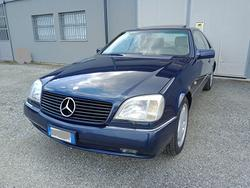 Mercedes S 500 coupe (CL500) certificata ASI