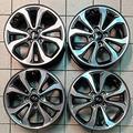 Cerchi in lega 15 Hyundai I10 I20 Toyota Yaris Kia