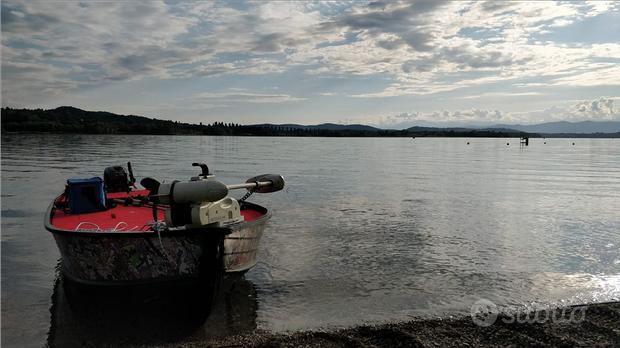 Canadian Italmarine 430 Bassboat