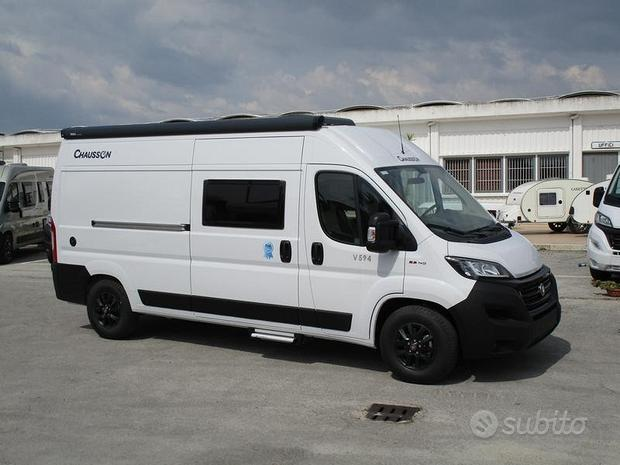 VAN Chausson 6m nuovo prenotabile consegna ottobre