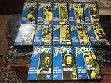 N.13 vhs di thriller originali di Alfred Hitchcock