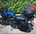 Valige moto Givi V35 + telai Tracer 700 PLXR2130