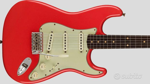 Fender Custom Shop 62/63 Strato Limited Edition