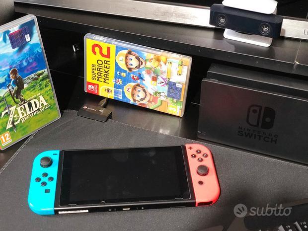 Nintendo Switch + 2 giochi