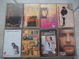 Audiocassette, Cd musicali, DVD film