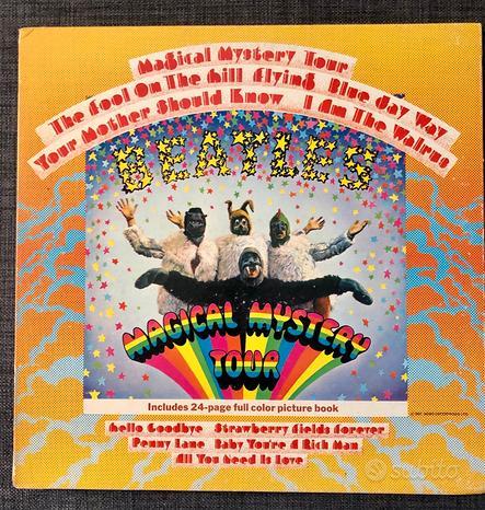 THE BEATLES-Magical Mystery Tour-LP VINILE