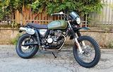 NUOVA SWM Six Days 500cc VERDE OPACO-TASSO 0