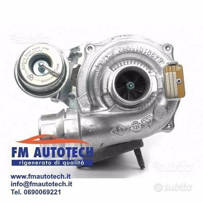 Turbina KKK 54359700012 Renault,Dacia 1.5 dci 63KW
