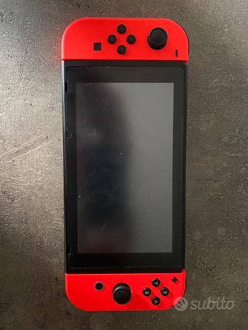 Nintendo Switch completa di tutto 2020