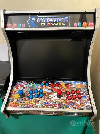 Cabinato Bartop Arcade TOP