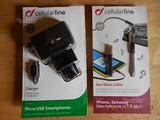Cellular Line charger micro USB ACHMICROUSB2