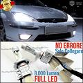 Luci Full LED H4 Canbus Anabbaglia Abba FORD FOCUS