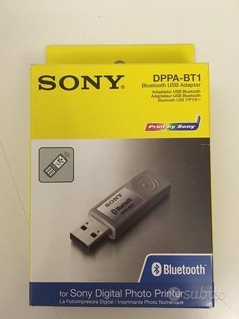 Sony DPPA-BT1 adattatore USB Bluetooth