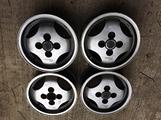 4 cerchi Canonica 4x108 cerchio stella Bmw ecc ecc