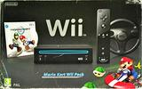 Nintendo Wii Family Edition - Mario Kart Wii Pack