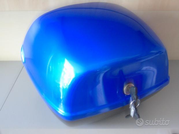 Bauletto Piaggio sport azzurro 280