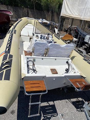 SOLEMAR 750 usato con HONDA 250 (285 cv) NUOVO