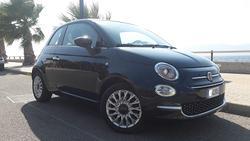 Fiat new 500 lounge 1.2 - navi10'- pelle my2018