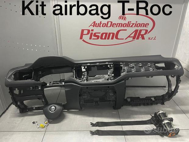 Kit airbag volkswagen t roc
