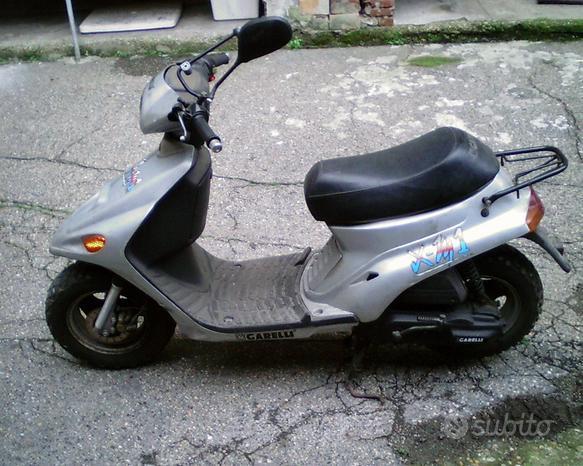 Garelli scooter XM 50