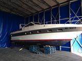 Motoscafo barca 42' mochi craft