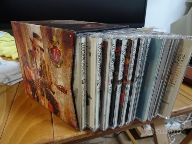 Cd dvd Zucchero collezione collection