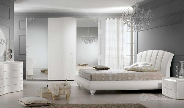 Camera da letto glamour spar