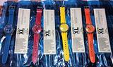 SWATCH XL Collection SPECIAL 4 orologi PAKAGE RARO