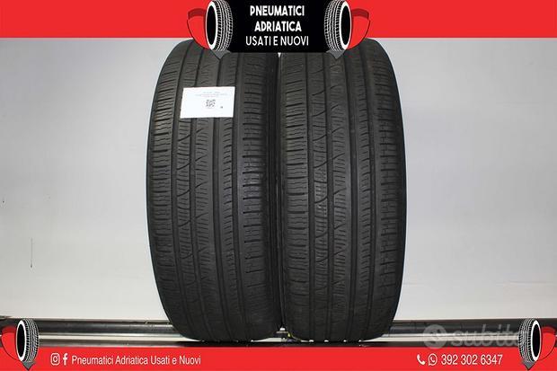 2 Gomme 255 55 R 20 Pirelli al 71% SPED GRATIS