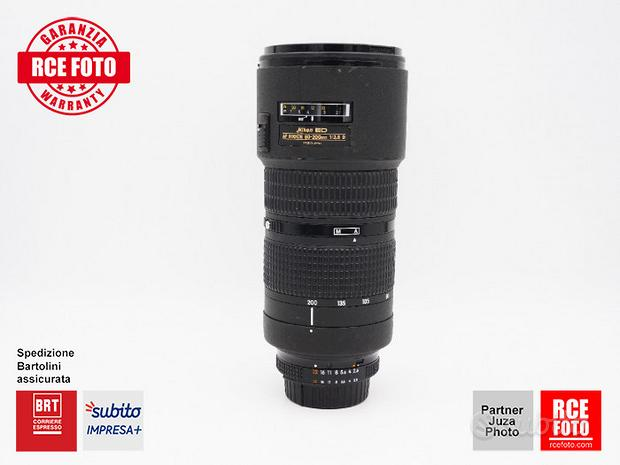 Nikon AF 80-200 F2.8 ED D BIGHIERA (Nikon)