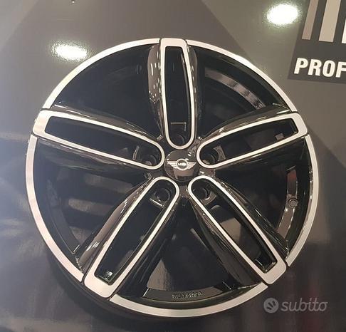 Cerchi In Lega Mini Cooper S D One D Countrym17 18
