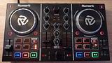 Numark Party mix DJ console