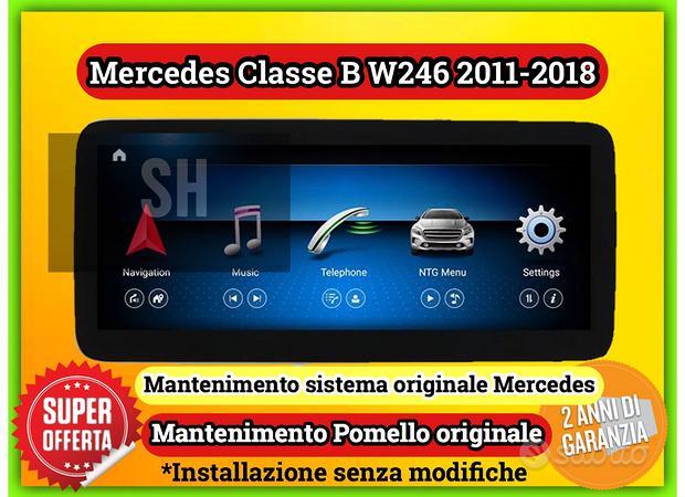 Autoradio tablet 10 pollici Mercedes class B W246
